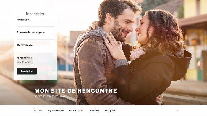 Rencontres pour le sexe: plugin wordpress pour site de rencontre