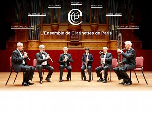 Cr�ation d'un site Internet pour une association musicale